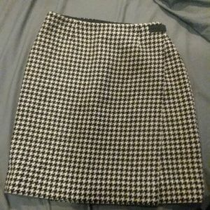 Below the knee Ralph Lauren wrap skirt